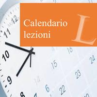 Corsi Accademici – Consultare il Calendario delle lezioni