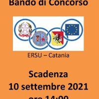 Bando di concorso ERSU
