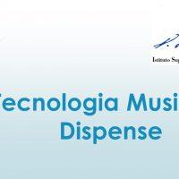 Corsi Pre – Accademici Tecnologia Musicale – Dispense