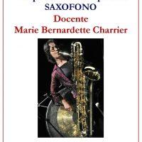 """Anno Accademico 2019/20 Corso Annuale in """"Saxofono"""""""