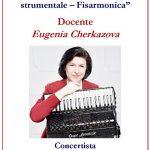 """Anno Accademico 2019/20 Corso Annuale in """"Interpretazione del repertorio strumentale – Fisarmonica"""""""