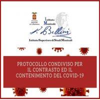 PROTOCOLLO DI SICUREZZA ANTI-CONTAGIO EMERGENZA CORONAVIRUS – COVID-19
